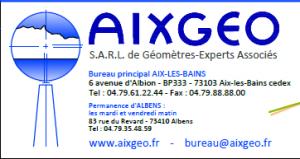 Logo Aix Geo
